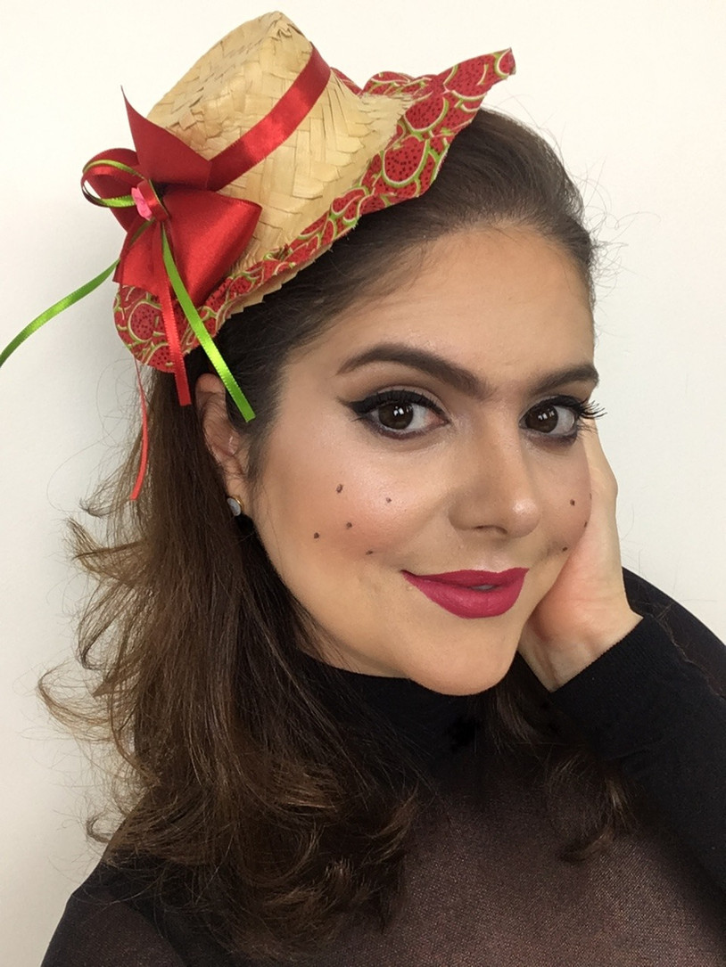 Maquiagem inspiração | Festa junina 2018