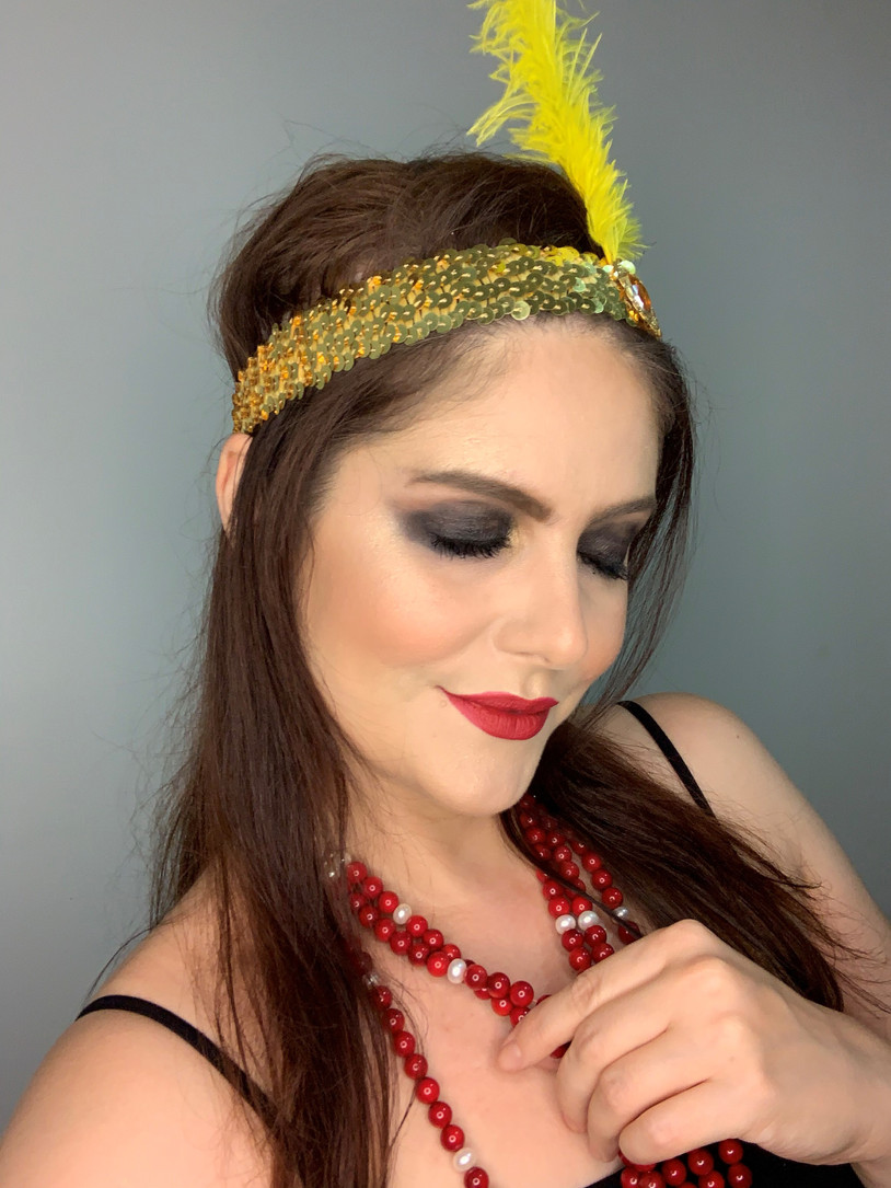 #2 Inspiração de maquiagem | Carnaval 2020