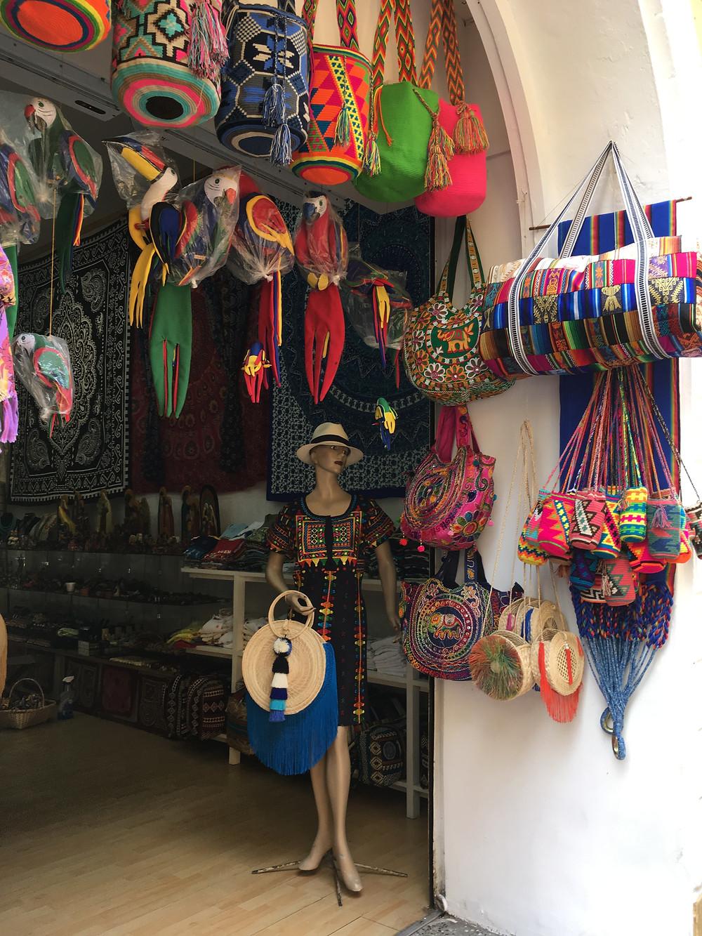 Bolsas colombianas Cartagena