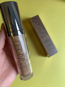 Base Naked Skin Urban Decay | Weightless Ultra Definition Liquid