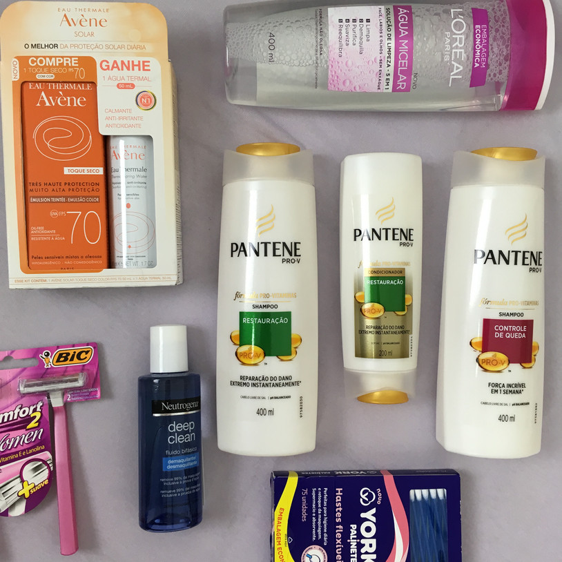 Comprinhas de farmácia #4