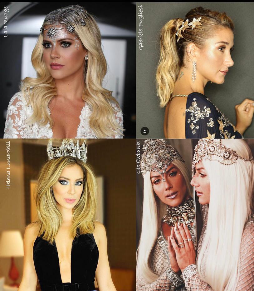BAILE DA VOGUE 2017 | Melhores makeup e look