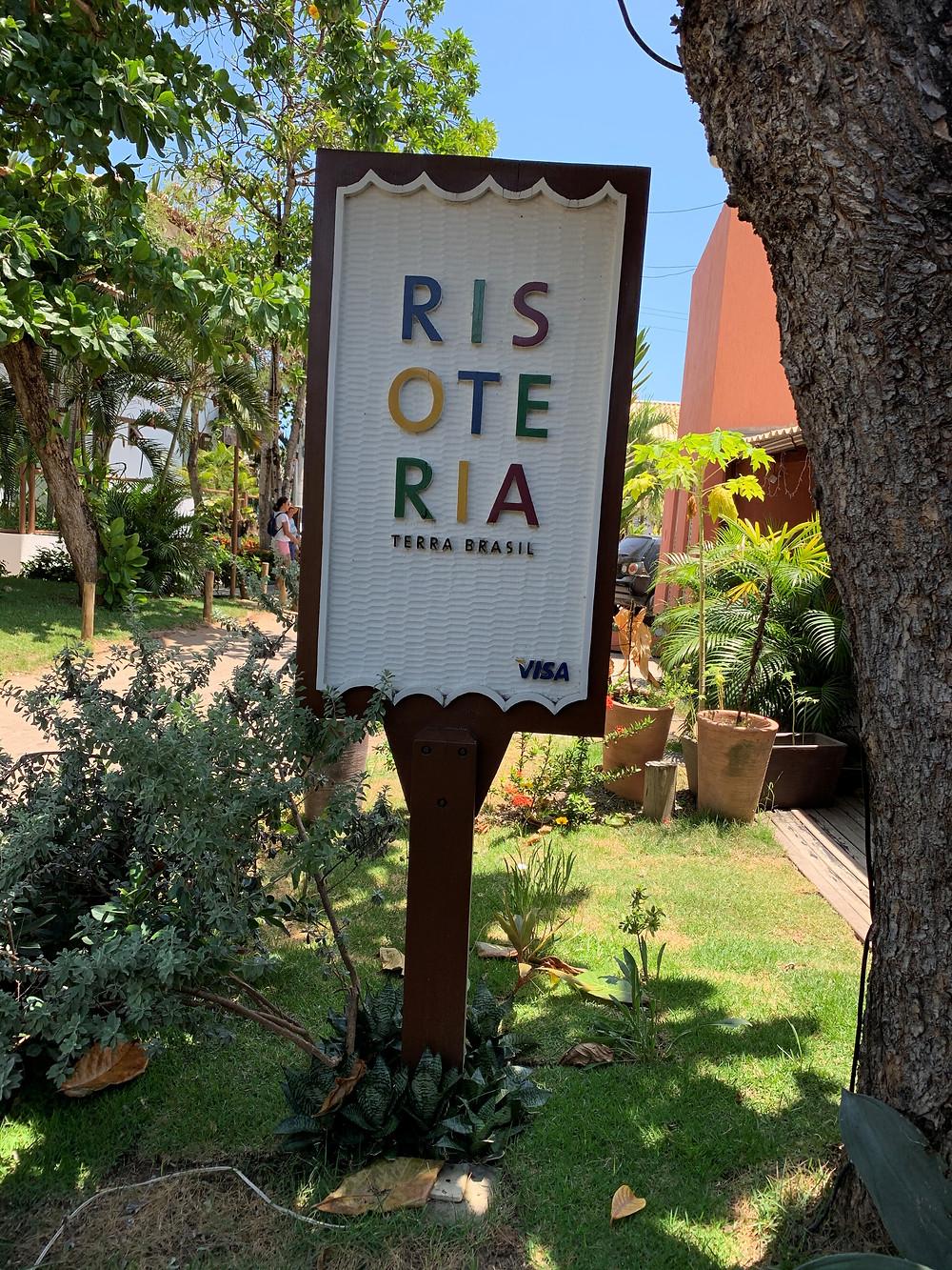 RISOTERIA TERRA BRASIL