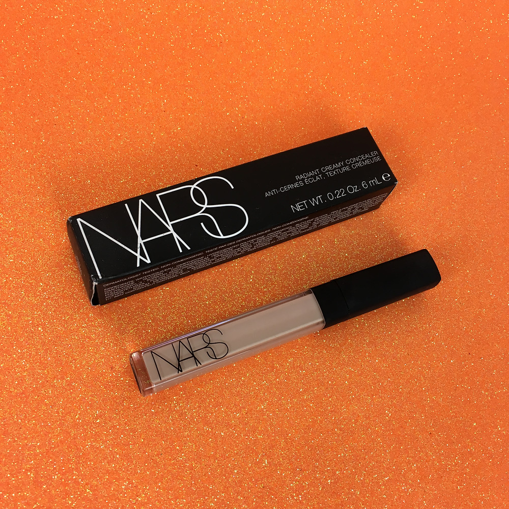 Resenha NARS Radiant Creamy Concealer