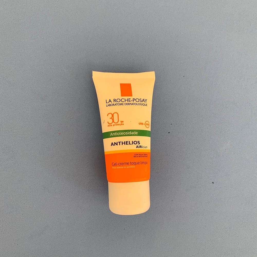 Gel-creme Anthelios SPF 30 La Roche-Posay