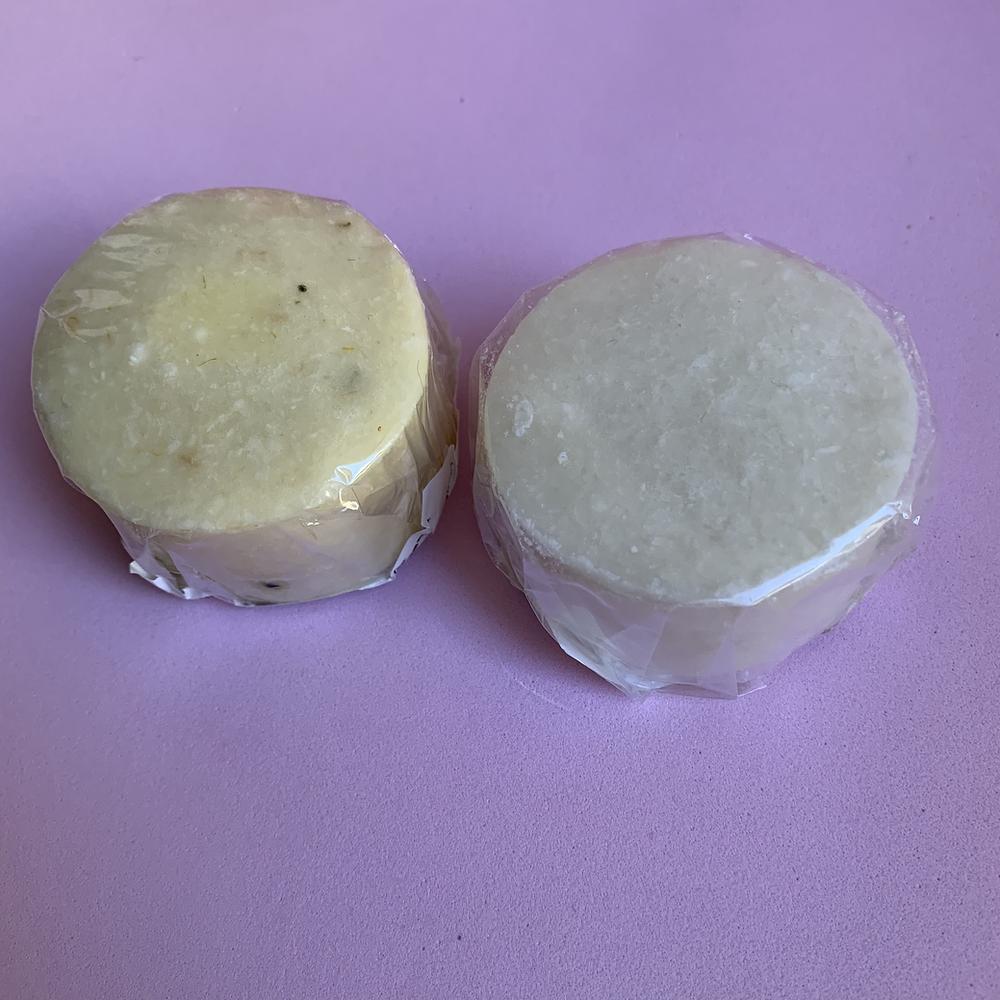 Shampoo Revitalizante Reviva e Shampoo Patauá