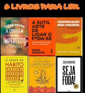 SEJA FODA! de Caio Carneiro