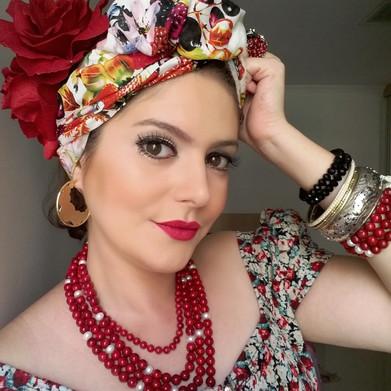 5 inspirações de maquiagem para o Carnaval