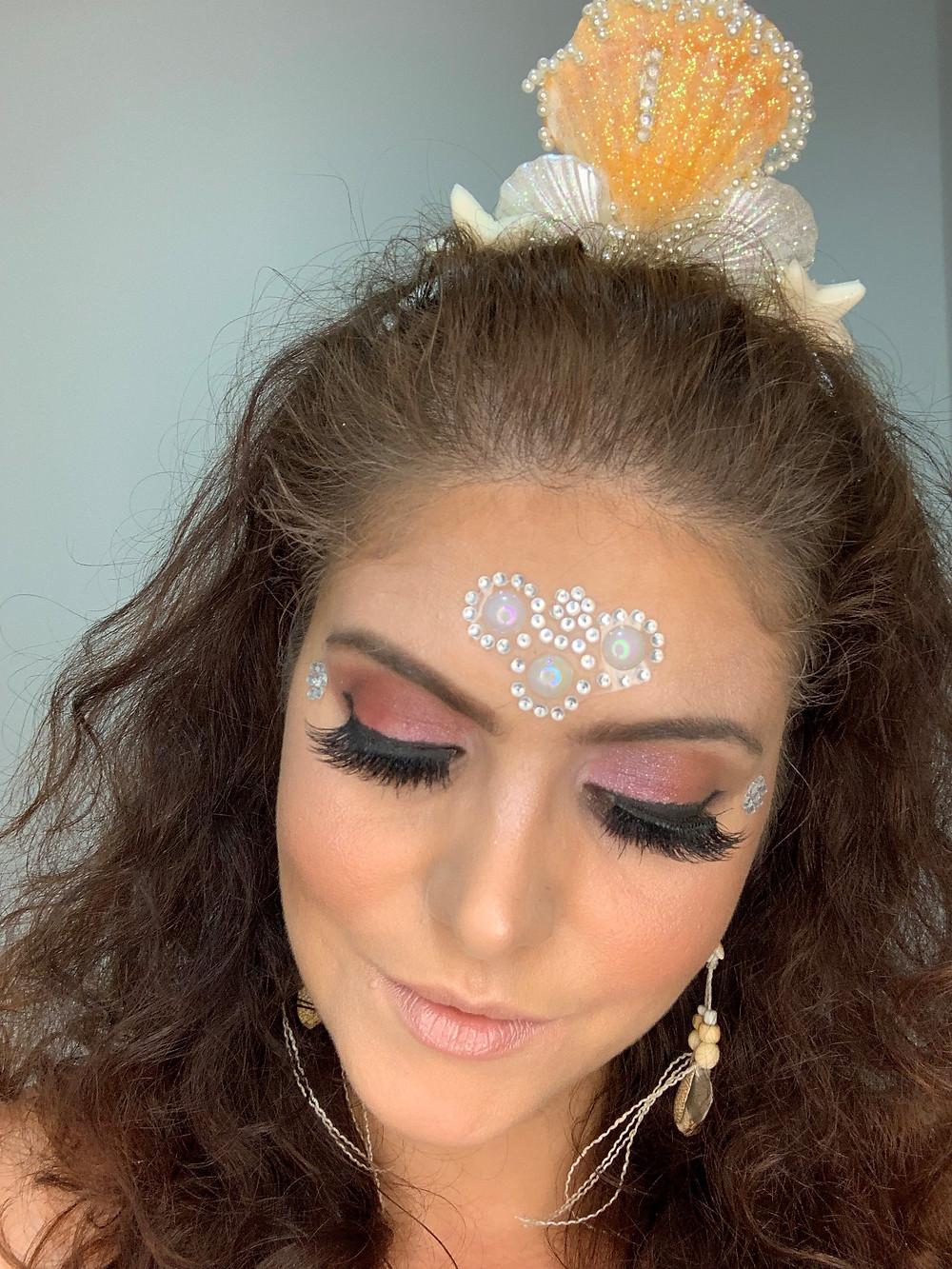 Maquiagem de Carnaval | Zênia Guedes