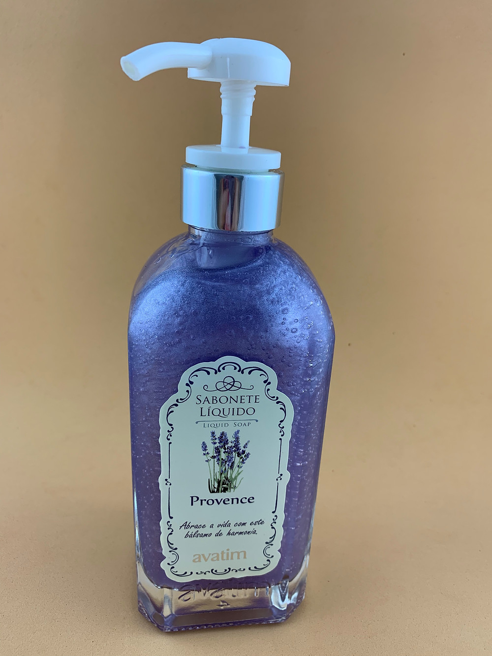 Sabonete líquido Provence Avatim
