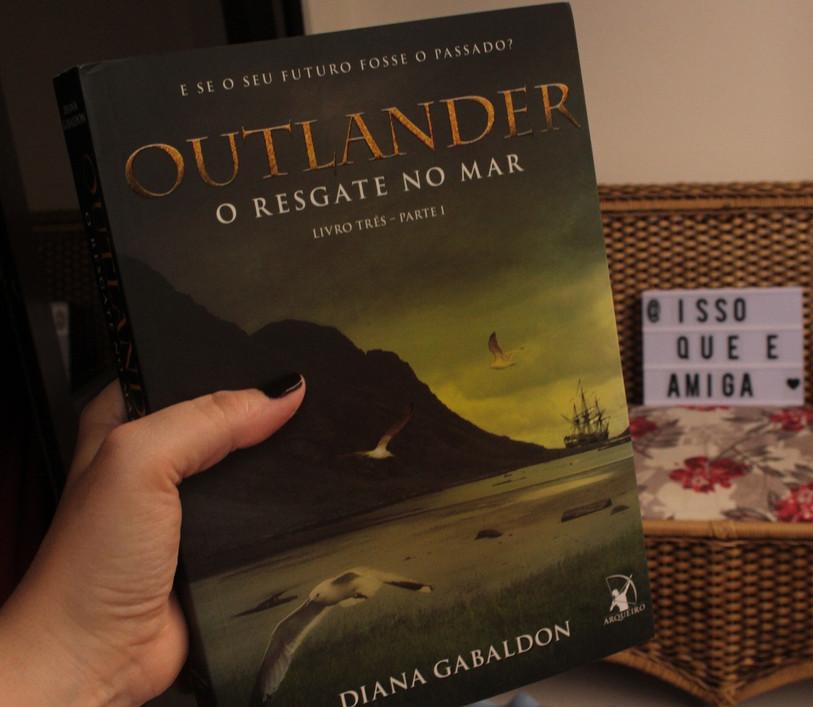 Leitura | Outlander: O Resgate no Mar