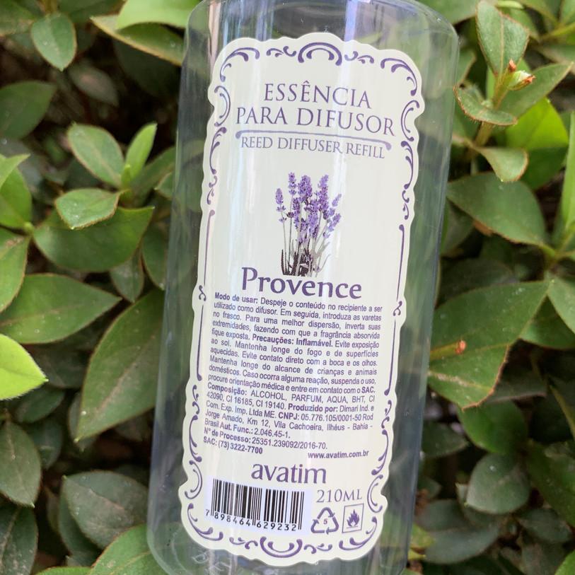 Essência para difusor Provence Avatim | Acabou