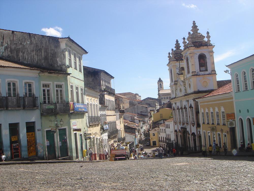 Pelourinho Salvador Bahia Brasil
