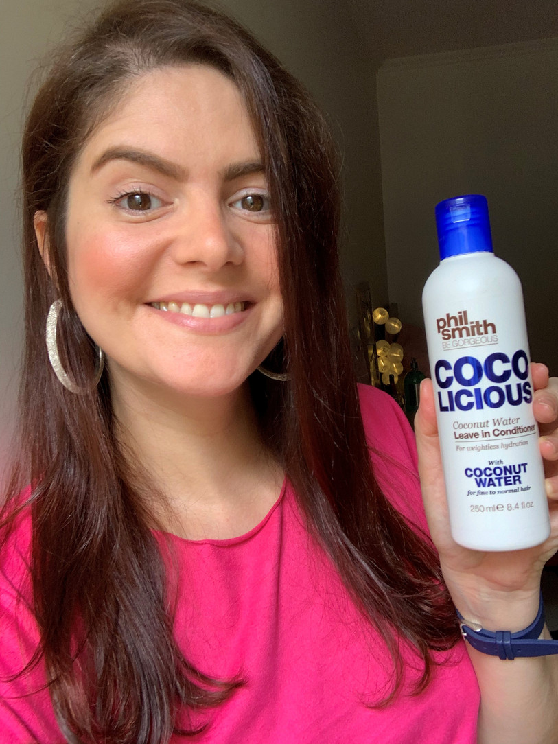 Leave-in Conditioner Cocolicious Phil Smith Be Gorgeous