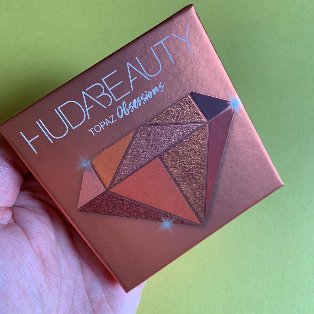 Obsessions Ruby Eyeshadow Palette | Huda Beauty