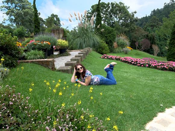 Conheci o Amantikir Parque | Jardins que falam
