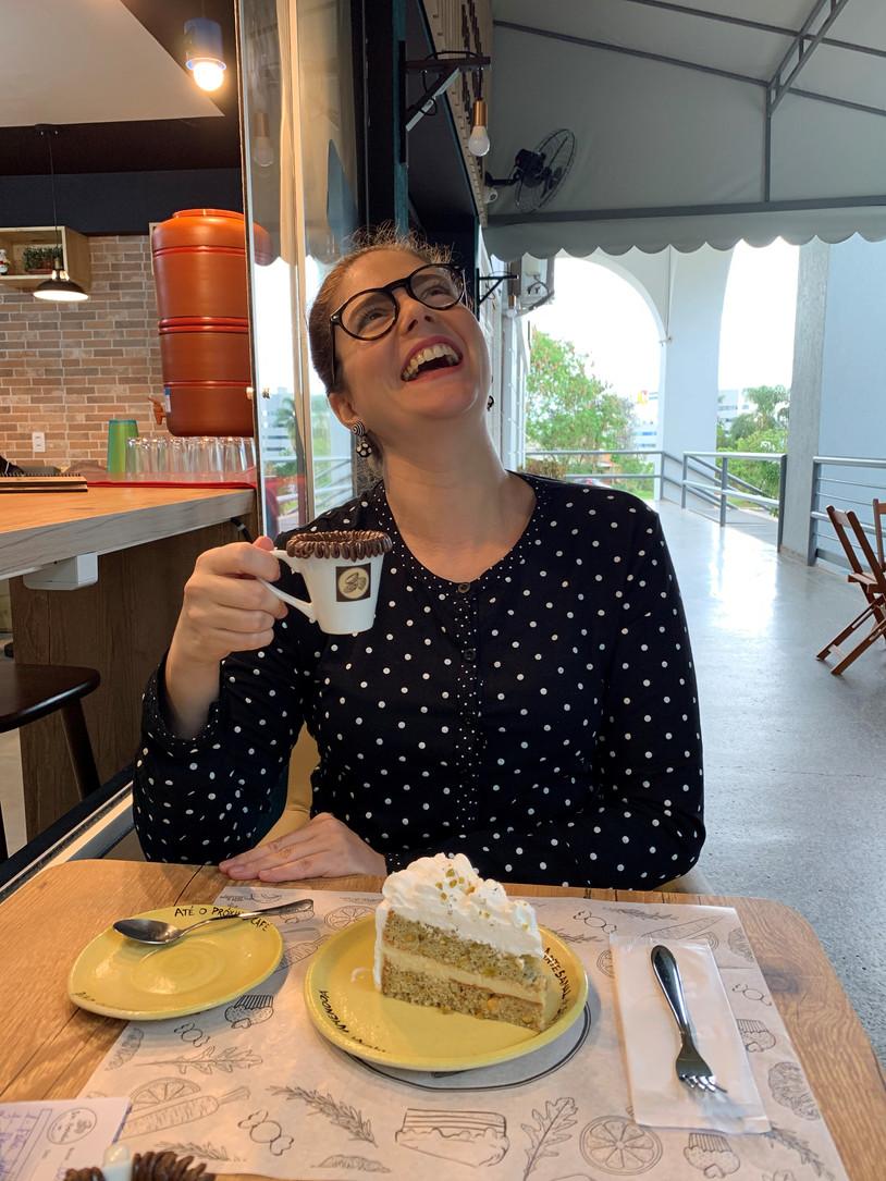 Conheci a Sra. Amêndoa Brasília | Sem glúten e lácteos