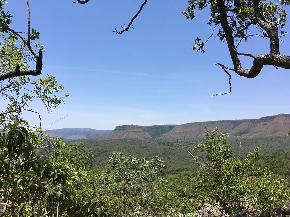 Parque Nacional Chapada dos Veadeiros - Goiás