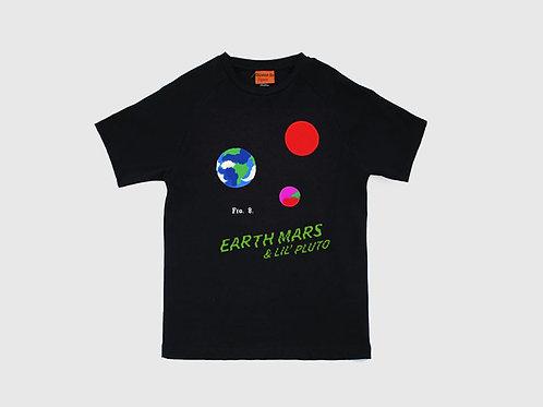 FIG.8./Men Black T-shirt