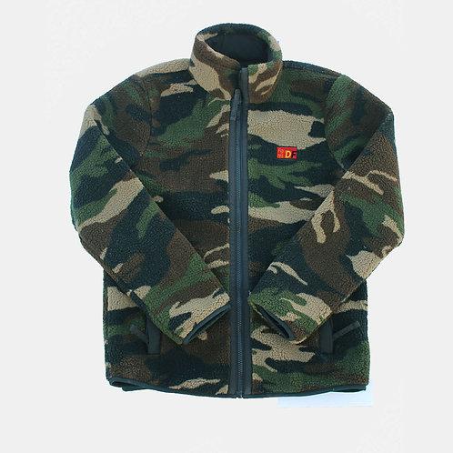 Camoflauge Jacket