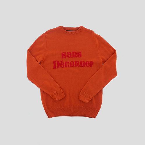 Sans déconner- Knit sweater