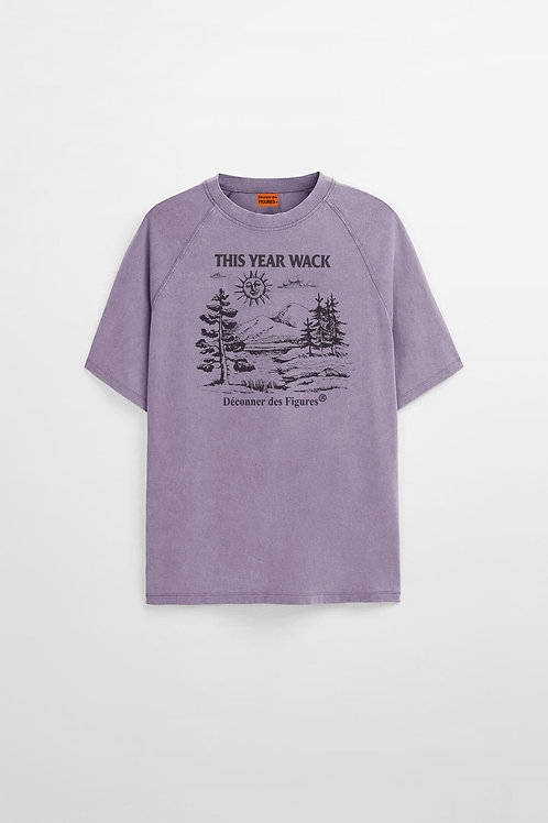This Year Wack- Men Slogan T-shirt
