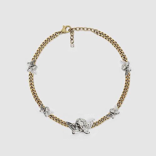Cherubs necklace
