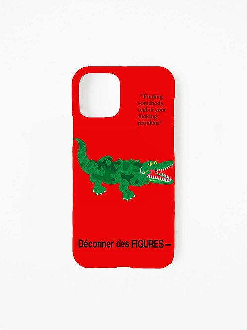 Crocodile/IPHONE CASE