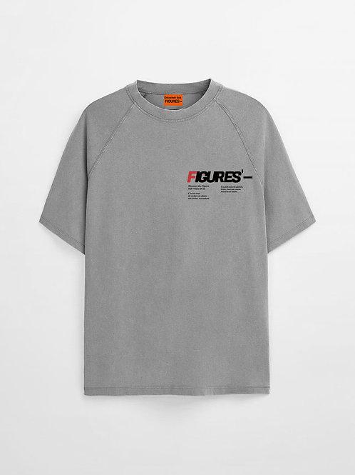 FIGURES logo tshirt