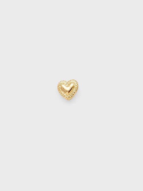 Heart shape/ tooth gems