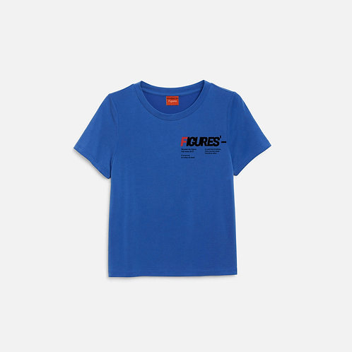 FIGURES-Logo T-shirt