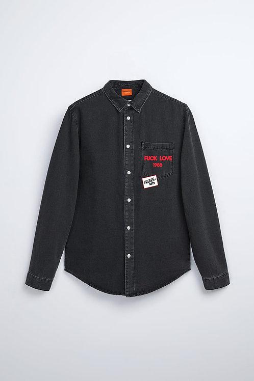 Fuck Love 1988/Denim Shirt
