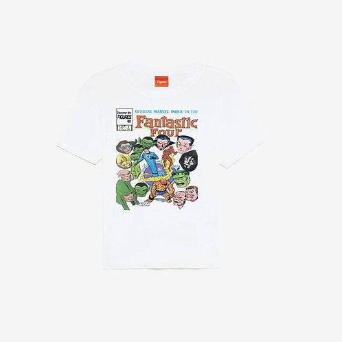 Fantastic Four Men T-shirt