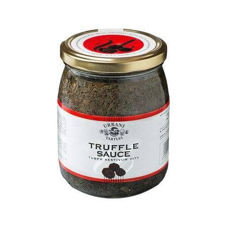 Italian Black Summer Truffle & Champignon Sauce