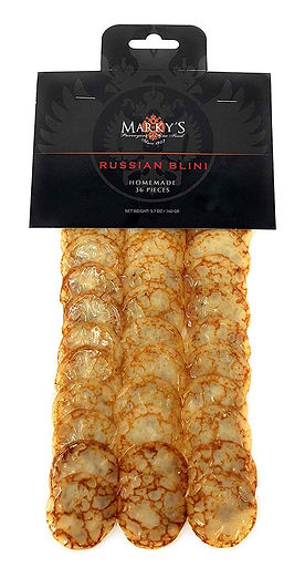 Russian Handmade Blini
