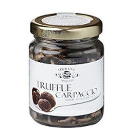 Italian Black Truffles Carpaccio