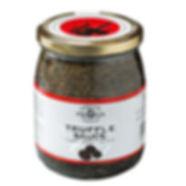 Italian Black Summer Truffle & Champignon Mushroom Sauce