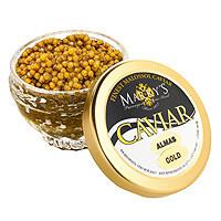 Almas Osetra Gold Jar