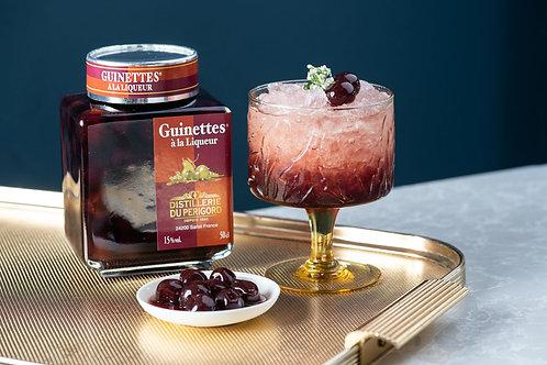 Morello Cherries in Brandy 18.5oz/525g