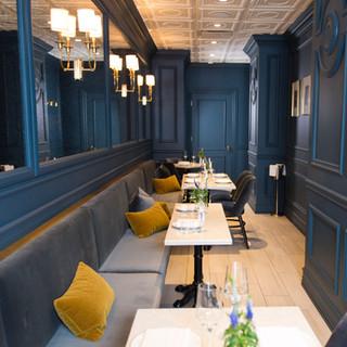 Huso Restaurant Interior
