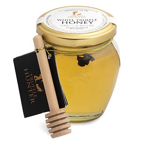 White Truffle Honey and Dipper