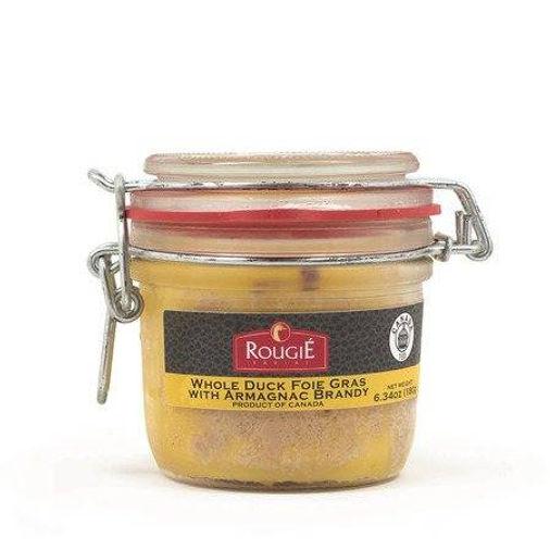 Whole Duck Foie Gras with Armagnac
