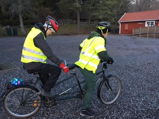Elev cyklar