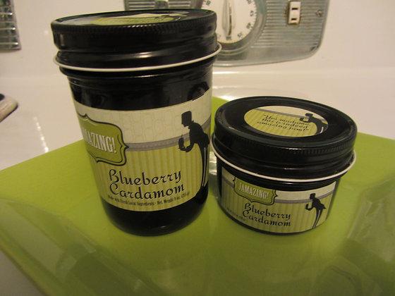 Blueberry Cardamom Jam