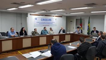 Eleita nova Diretoria Executiva do CROORS