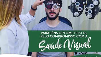 Dia do Optometrista - 06 de Março