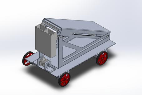 2.007 Design & Manufacturing I Robot