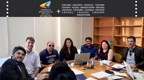 SÃO PAULO/SP - Reunião de entidades regionais.