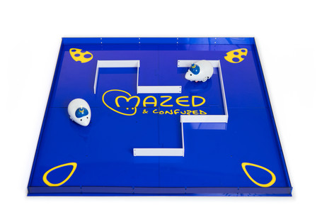 Mazed & Confused