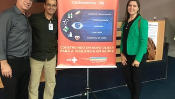 CROORS participa de evento da VISA de Cachoeirinha/RS